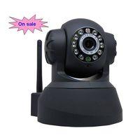 Wifi audio freely control IR Wireless Network IP Camera thumbnail image