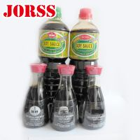 Quality factory packed light soy sauce 1L & 150ml PET plastic bottle