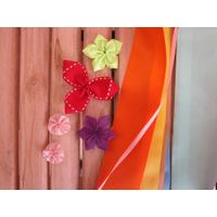 ribbon flowers,ribbon bow,ribbon bows,ribbon roses,packing bows,hair bows,gift bows,pull bows,bow ti thumbnail image