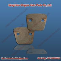 High Friction Properties Bronze Base Clutch Buttons