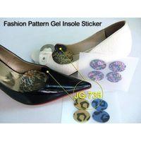 Anti Rubbing TPR Gel Insoles Sticker