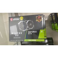 Brand new original Msi RTX1660 Super graphic card with Gigabyte RTX1660 Super gaming card
