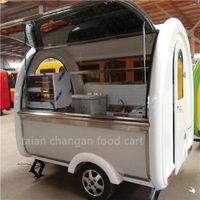 Snack Food Mobile Food Vending Cart