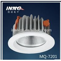 High power 10w 113mm cutout led down lights