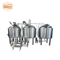 Hot sale commercial beer brewery equipement for pub/homebrewers/brewery thumbnail image