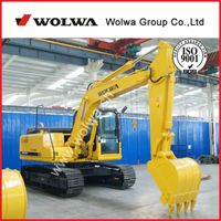 DLS100-9B tracked excavator 10 ton
