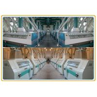 5-500T/24h wheat/corn/cassava automatic milling machines with steel structure thumbnail image