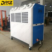 8 Ton Commercial Mobile 10HP Portable Tent Air Conditioner Cover Area 0-120 Sqm