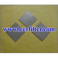 Titanium Powder Filter Sheet thumbnail image