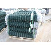 PVC Chain Link Mesh Roll