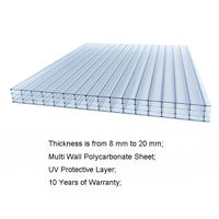 Multiwall Polycarbonate Sheet thumbnail image