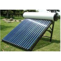 integrated pressurized solar water heater thumbnail image