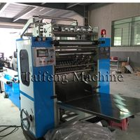 4 lanes tissue paper cutting machine