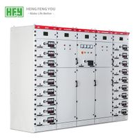 Chinese Supplier Power Distribution Mns/Gck Low Voltage Indoor Intelligent Withdrawable Switchgear thumbnail image