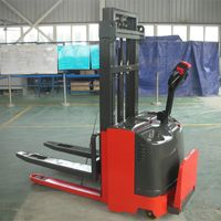 electric Pallet Stacker with High quality, durable 2 tons capacity of Pallet Stacker