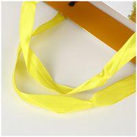 Jinayon Customized Printing Paper Bags Fashion Shopping Bags With Ribbon Handle thumbnail image