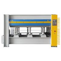 100T Single Layer Hydraulic Veneer Plywood Hot Press Machine thumbnail image