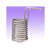 Titanium Heating and Cooling Coil