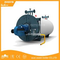 YQW series gas-fired horizontal thermal oil boiler