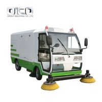 S2000 pure vacuum street sweeper /pavement sweeper truck/road sweeper cleaning truck thumbnail image