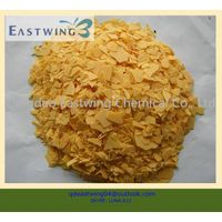 China Supply factory price dyeing chemical Sodium sulphide flakes 60% Yellow Type Na2S for textile a