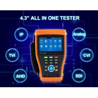 all in one tester 4.3 inch cctv tester