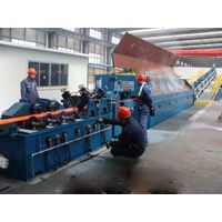 Copper rod continuous casting and rolling production line thumbnail image
