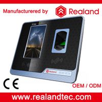 G505F touch screen face recognition door access control with time attendance thumbnail image