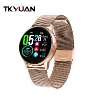 IP68 Waterproof Smart Watch Bluetooth SmartWatch Heart Rate Blood Pressure Sport Watch thumbnail image
