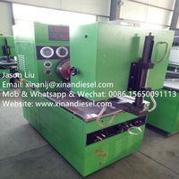 diesel fuel injection test bench