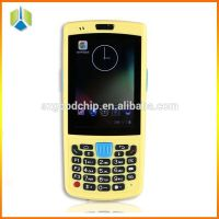 Newest model,3.5 inch android PDA with embeded barcode reading