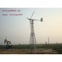 YANENG 10kw wind turbine, wind power system for household, farm, water pumping thumbnail image