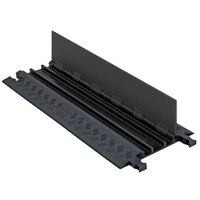 High Quality PU 3 Channels Cable Ramp