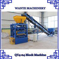 QT4-24 semi automtic block machine