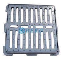 C250 D400 flat grating 300/400/500/600 Channel Grating D400Ductile Iron Manhole Cover