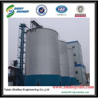 China assembly steel silo cost