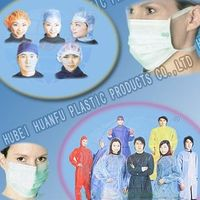 Non-woven Surgical Gowns, Lab Coats, Isolation Gown, Medical Gown, Coverall, Disposable Clothing thumbnail image