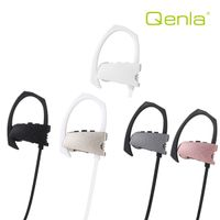 Popular HIFI Q10 Bluetooth Stereo Earphones with NFC, V4.0 Music Headsets Charging Via USB Port