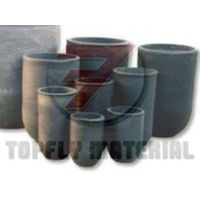 high pure graphite crucible for melting copper, metal, gold