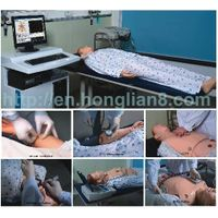 (ACLS)COMPREHENSIVE EMERGENCY SKILLS TRAINING MANIKIN thumbnail image