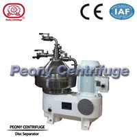 3 phase coconut oil extracting separator machine