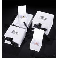 ZHIBO Custom Customized Design Make Jewelry Paper Box