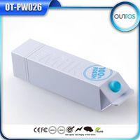 promotional milk power bank 2600mAh