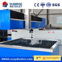water jet cutting machine for stainless steel , carban steel thumbnail image