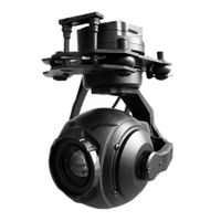 TGIP10T3 10x gimbal camera for drone with IP output