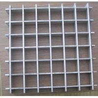 aluminum/stainless press lock grating grate