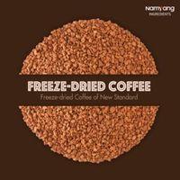 Instant coffee(soluble coffee)_Freeze Dried Coffee