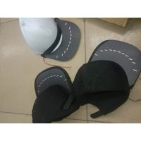 china factory solar sports caps mobile caps
