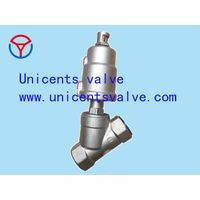 Stainless Steel Straight Threaded Angle Valve