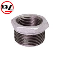 malleable iron pipe fitting pipe bushing thumbnail image